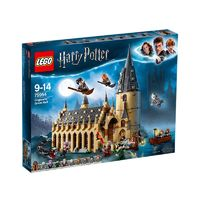 百亿补贴:LEGO 乐高 哈利·波特系列 75954 霍格沃茨大礼堂