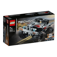 6日16点:LEGO 乐高 机械组系列 42090 逃亡卡车