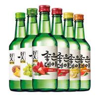 GOODDAY 好天好饮 水果味酒 360ml*6瓶