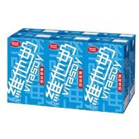 学生专享: 维他奶 原味豆奶植物奶蛋白饮料 250ml*6盒