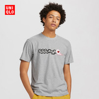 优衣库 男装/女装 (UT) MANGA 印花T恤(短袖) 427623 UNIQLO