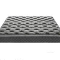 22日0点:喜临门 黑骑士 抗菌防螨独立袋装弹簧床垫 1.5/1.8m