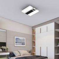 双11预售:慧作 暖阳多功能智能吸顶灯 正方形 80W