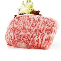 本来样子 澳洲进口和牛肉 M12雪花原切牛排套餐 西冷/眼肉/牛柳各1000g  礼品券 *2件