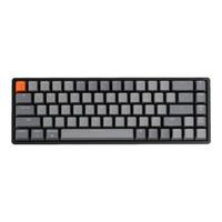 新品发售:京东京造 K6 68键 蓝牙双模机械键盘(Gateron红轴、RGB)