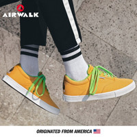AIRWALK  AW192M70EC10 男士低帮帆布鞋