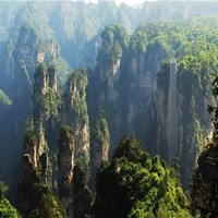 上海-张家界5日往返含税机票 含天门山语音讲解
