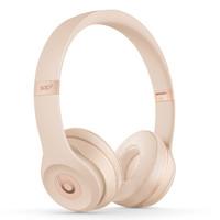 Beats Solo3 Wireless 头戴式蓝牙耳机  哑光金色