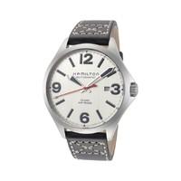 银联专享:HAMILTON 汉米尔顿 Khaki Aviation H76525751 男士机械腕表