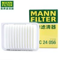 MANN 曼牌 C24056 空气滤清器 丰田适用