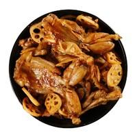 不打烊大排档:中洋鱼天下 即食香辣卤牛蛙 350g*3盒