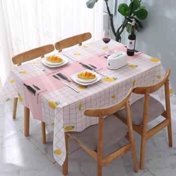 聚珥 北欧简约餐桌布 137*180cm
