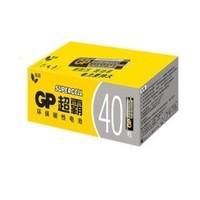 GP 超霸 碳性干电池 5号20粒 7号20粒