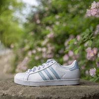百亿补贴、限尺码:adidas 阿迪达斯 三叶草 EE6203 女士休闲鞋