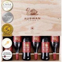 AUSWAN CREEK 天鹅庄 bin88系列窖藏西拉 干红葡萄酒礼盒 750ml*6瓶