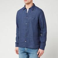 银联专享:A.P.C. Chemise Vincent 长袖衬衫