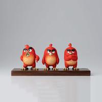铜师傅 愤怒的小鸟 胖红纪念版