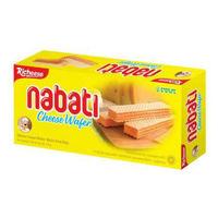 印尼进口 丽芝士 纳宝帝奶酪威化饼干 香草味 145g