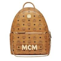 真心好礼:MCM  MMK8AVE83CO001 斜挎包+双肩包 组合包