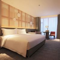 杭州诺阁雅酒店(西湖庆春路店)行政大床房2晚(含双人早餐+单人套餐2份)