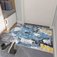 绅士狗 SD-BSS 北欧玄关垫飘窗垫床边毯 85*120cm