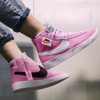 限尺码~:NIKE 耐克 BLAZER MID REBEL BQ4022-602 女子运动鞋