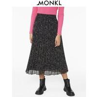 MONKI 0679978 女士中长款半身裙