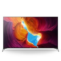 SONY 索尼 KD-75X9500H 75英寸 4K 液晶电视
