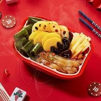 贤合庄 蔬菜自热小火锅 300g *3件
