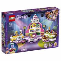 LEGO 乐高 好朋友系列 41393 大型烘焙秀 +凑单品