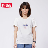 CHUMS 洽洽鸟 CH11-1532 城市系列短袖