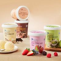 限地区:兰维乐 新西兰进口冰淇淋 474ml