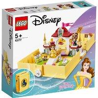 百亿补贴:LEGO 乐高 迪士尼系列 43177 贝儿故事书大冒险