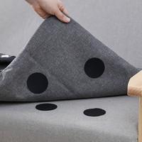 笛央 沙发床单固定器 黑色