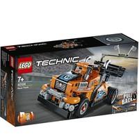 88VIP:LEGO 乐高 机械组 42104 亮橙色高速赛车