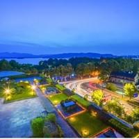 20点开始:近西湖!杭州索菲特西湖大酒店 80㎡尊享套房1晚(含早餐+行政礼遇)
