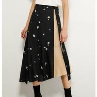 12日0点:Amii 12040990 女士半身裙