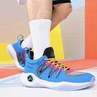 12日0点、历史低价:PEAK 匹克 E02061A 帕克系列 男子篮球鞋+女士网球裙