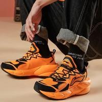 新品发售:LI-NING 李宁 异兆 ARLQ035 男士跑步鞋