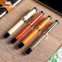 金豪 世纪100豆腐 钢笔 0.7mm