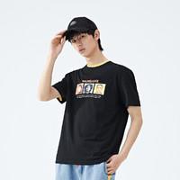 Semir 森马 19B220001225 男士短袖T恤