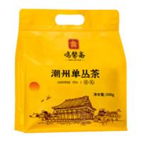京东PLUS会员:鸣馨斋 潮州凤凰单枞茶  500g*1袋  *3件
