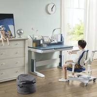小编精选:Totguard 护童 吉象DL 智能电动儿童学习桌椅套装
