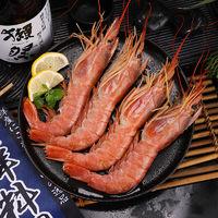 寰球渔市 超大L2阿根廷红虾 4斤