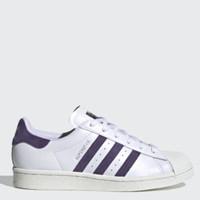 银联专享:adidas Originals Superstar 女款贝壳头板鞋