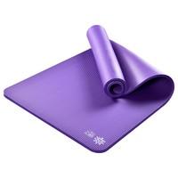 奥义 QT416 瑜珈垫两件套 183*61cm 10mm