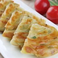 YUNONG YOUPIN 御农优品 正宗老上海葱油饼  90g *20个