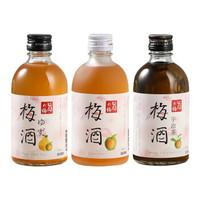 京东PLUS会员:旨め梅 日本原装进口梅子酒 300ml *4件