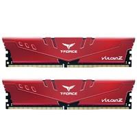 Team 十铨 火神系列 台式机内存 32GB(16GBx2) DDR4 3200MHz