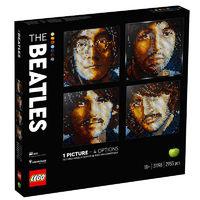 百亿补贴:LEGO 乐高 马赛克艺术画 31198 披头士乐队